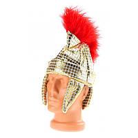 Шляпа Гладиатор карнавальная