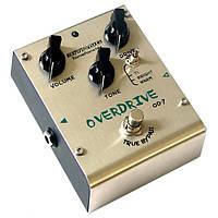 Педаль эффектов BIYANG OD7 Overdrive pedal