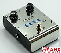 Педаль эффектов BIYANG BL8 Blue overdrive pedal