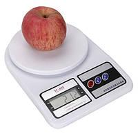 Кухонные весы до 7кг