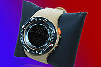 Электронные тактические наручные часы Skmei 0989 (sand)