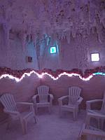 Соляная комната .Строим в Харькове