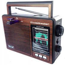 Радиоприемник GOLON RX-9977UAR с MP3, USB