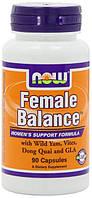 Женский баланс для гормонального баланса США