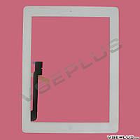 Тачскрин (сенсор) Apple iPad 3 / iPad 4, белый