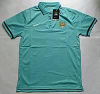 Футболка Манчестер Сити тренировочная (поло)