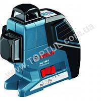 Построитель плоскостей GLL 3-80 P + вкладка под L-Boxx  0601063305 BOSCH