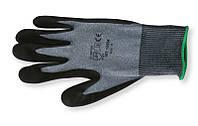 Нитриловые перчатки, черный, Flexi, Категория 2