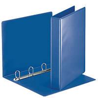 Папка Esselte Panorama для коммерческих предложений, корешок 50 мм /механизм 30 мм,синяя (49715)