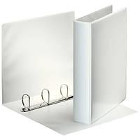 Папка Esselte Panorama для коммерческих предложений, корешок 65 мм /механизм 40 мм,белая (49704)