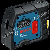 Лазерный отвес GPL 5 0601066200 BOSCH
