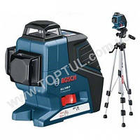 Лазерный отвес GCL 25 + BS 150 0601066B01  BOSCH