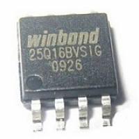 Микросхема Winbond W25Q16BVSIG (W25Q16BV) для ноутбука