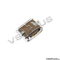 Разъем на зарядку Samsung B7300 Omnia lite / I8330 / M8910 Pixon 12 / M900 Moment / S8500 Wave