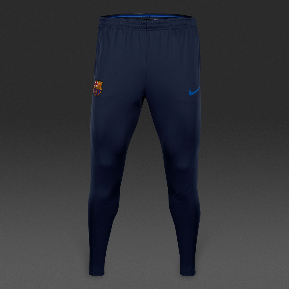Брюки Nike 2016-2017 Barcelona Squad Pant 808950-451 (Оригинал)