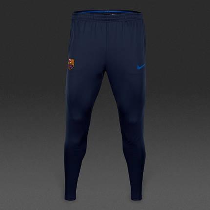 Брюки Nike 2016-2017 Barcelona Squad Pant 808950-451 (Оригинал), фото 2