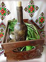 Ящик с рейками заготовка для декора