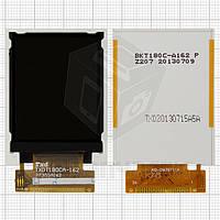 Дисплей для мобильных телефонов Fly DS106, DS113+, оригинал, 26 pin, #N401-E94000-010 /TXDT180CA-162/