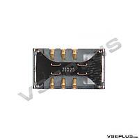 Разъем на SIM карту Samsung A717 / B210 / B5722 Duos / I6210 / I900 Witu / S5670 Galaxy Fit