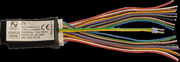 Встроенные модули с комбинированными входами/выходами C-IT-0908S