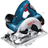 Аккумуляторная пила дисковая Bosch GKS 18 V-LI (060166H004)