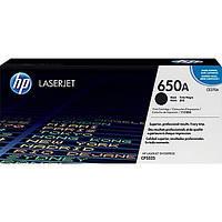 Картридж HP CLJ CP5525, (CE270A/650A), Black