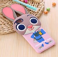 Комбинированный чехол Кролик Джудди для Iphone 6/6s, фото 1