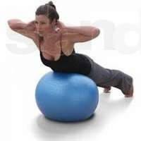 Фитнес мяч С ШИПАМИ