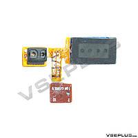 Шлейф Samsung S5830 Galaxy Ace / S5830i Galaxy Ace, с датчиком приближения, с динамиком