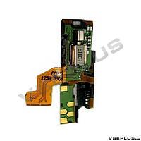 Шлейф Sony Ericsson LT15i Xperia ARC / LT18i Xperia ARC S, с вибро