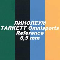 Спортивный линолеум tarkett omnisports Reference
