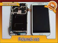Дисплейный модуль Samsung i9500 Galaxy S4 белый