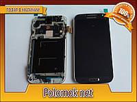 Дисплейный модуль Samsung i9500 Galaxy S4 синий