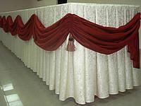 Банкетные юбки для праздника