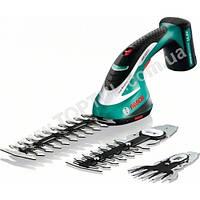 Аккумуляторные ножницы для травы и кустов,комплект ASB 10,8 LI 0600856301 BOSCH