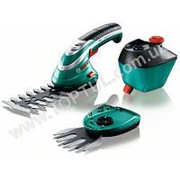 Аккумуляторные ножницы для травы и кустов,комплект Isio 060083310G BOSCH