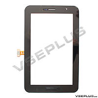 Тачскрин (сенсор) Samsung P6200 Galaxy Tab 7.0 Plus, черный