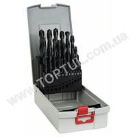 Набор свёрл по металлу HSS-R, Bosch X-Pro Box, 25 штук (2608587016)