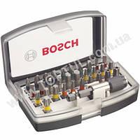 Набор профессиональных бит 32 единицы с держателем BOSCH 2607017319