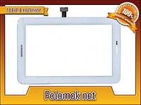 Сенсор Samsung P3100 Galaxy Tab2 белый оригинал