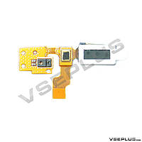 Шлейф Samsung S5570 Galaxy Mini, с динамиком, с микрофоном
