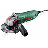 Угловая шлифовальная машинка (болгарка) Bosch PWS 750-125 (0603164120) 125мм