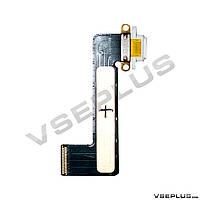 Шлейф Apple iPad mini, белый, с разъемом на зарядку