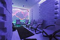 Солевая комната для спортивного комплекса