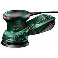 Эксцентриковая шлифовальная машинка Bosch PEX 220 (0603378020)