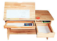 Детская мебель растишка ЛЮКС. Парта с ящиками 120 см. р 712