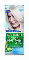 Стойкая крем-краска Garnier Color Naturals 101 Ледяной блонд