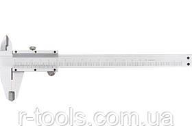 Штангенциркуль, 200 мм, цена деления 0,02 мм, металлический, с глубиномером MTX 3163259