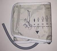 Манжета ЛЮКС для электронного тонометра на плече подростковая (17-22 см.)