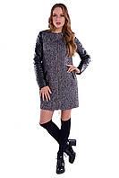 Женское демисезонное шерстяное пальто арт. Сан-Ремо шерсть 5387